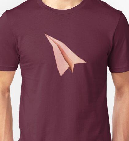 Paper Airplane 71 Unisex T-Shirt