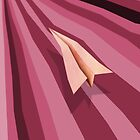 Paper Airplane 71 by YoPedro