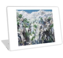 Snow Scene 1 - Abstract Laptop Skin