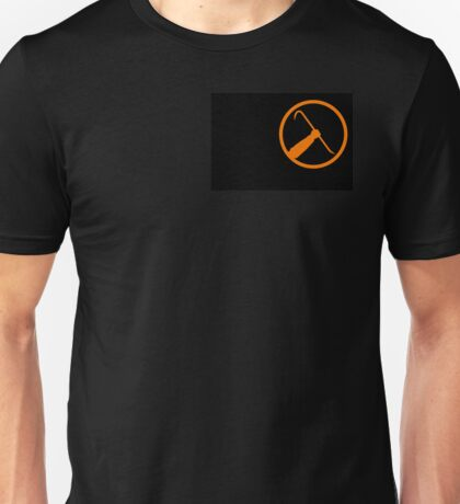 Half Life Crowbar Unisex T-Shirt