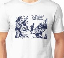 WWII Warriors Have Landed Unisex T-Shirt