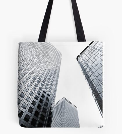 Buildings !!! Tote Bag