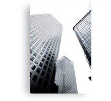 Buildings !!! Canvas Print
