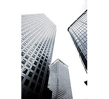 Buildings !!! Photographic Print