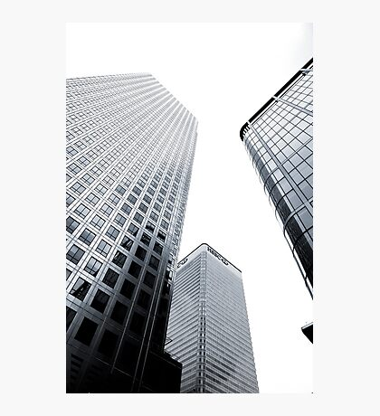 Buildings !!! Photographic Print