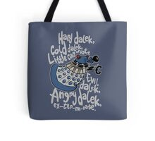 Little Can of Hate (Movie Dalek) Tote Bag