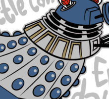 Little Can of Hate (Movie Dalek) Sticker