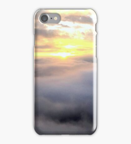 New Year's Sunrise 2017 - Grose Valley, NSW iPhone Case/Skin