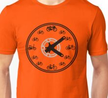 Time to ride Unisex T-Shirt