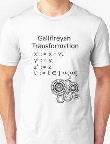 Gallifreyan Transformation T-Shirt