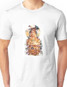 Golden Madonna #2 Unisex T-Shirt