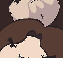 Grumps iPhone 2.0  by KnightVII