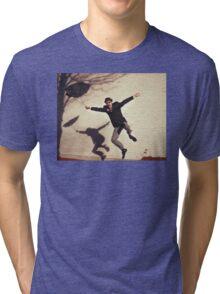 Blown Away Tri-blend T-Shirt