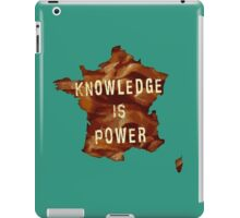 France Is Bacon iPad Case/Skin