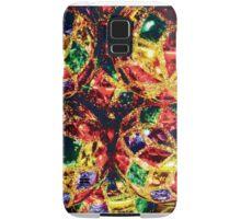 Viennese Glass Ornaments Card Samsung Galaxy Case/Skin