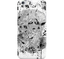 Nightmare at 20,000 feet iPhone Case/Skin