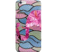 FLORAL ELEPHANT iPhone Case/Skin