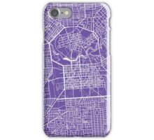 Adelaide (Purple) iPhone Case/Skin