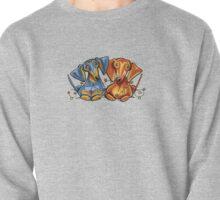 Dachshund Christmas Pullover