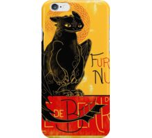 Fury of the Night - Vintage Edition iPhone Case/Skin