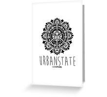 Urban State Greeting Card