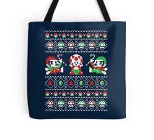 Super Christmas Bros Tote Bag