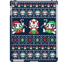 Super Christmas Bros iPad Case/Skin
