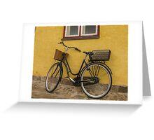 Bicycles of Aero 3 Greeting Card