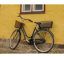 Bicycles of Aero 3 Photographic Print