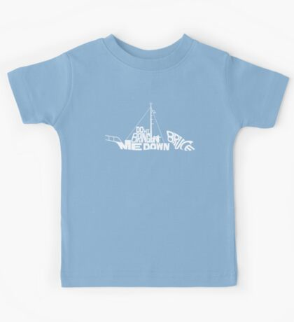 Don't Bring Me Down, Bruce! Kids Tee