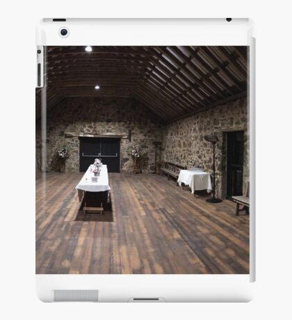Highfield historic site iPad Case/Skin