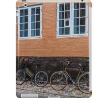 Bicycles of Aero 5 iPad Case/Skin