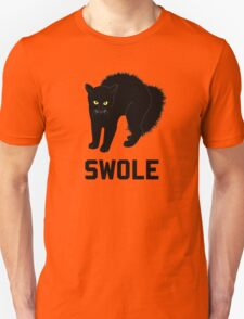 Swole Cat is Kitten Swole Unisex T-Shirt