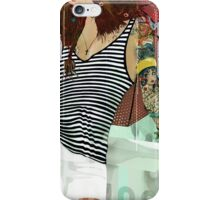 Hotel Paradiso iPhone Case/Skin