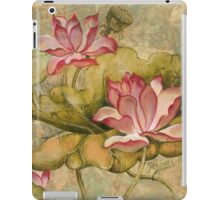 """The Lotus Family"" from the series ""In the Lotus Land""  iPad Case/Skin"