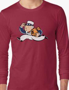 Run Sam Run! Taxin' Sam Long Sleeve T-Shirt