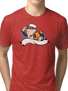 Run Sam Run! Taxin' Sam Tri-blend T-Shirt