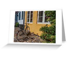 Bicycles of Aero 6 Greeting Card