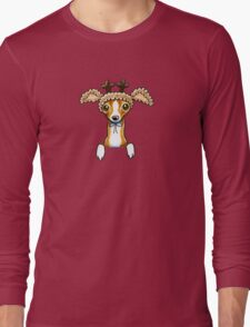 Oh Deer | Italian Greyhound Long Sleeve T-Shirt