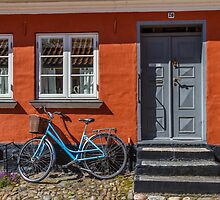 Bicycles of Aero 8 by Quattrophoto