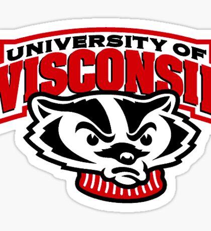 University of Wisconsin - Badgers Sticker