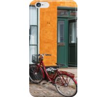 Bicycles of Aero 11 iPhone Case/Skin