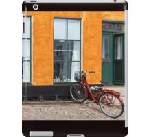 Bicycles of Aero 11 iPad Case/Skin