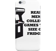 Arcade Collect Fridges iPhone Case/Skin