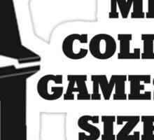 Arcade Collect Fridges Sticker