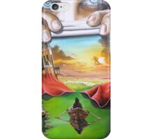 Behind the Sky iPhone Case/Skin