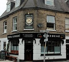 Four Candles Ale House by rsangsterkelly