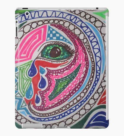 Miscellaneous Coloured Sharpie Design  iPad Case/Skin