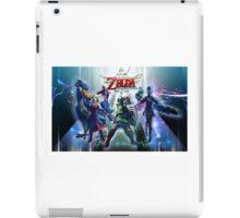 Skyward Sword Cover iPad Case/Skin