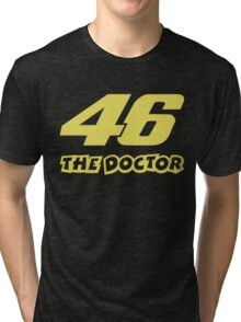46 - The Doctor Tri-blend T-Shirt